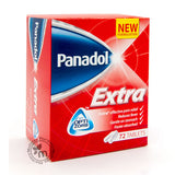 Panadol Extra With Optizorb, 72 Tablets