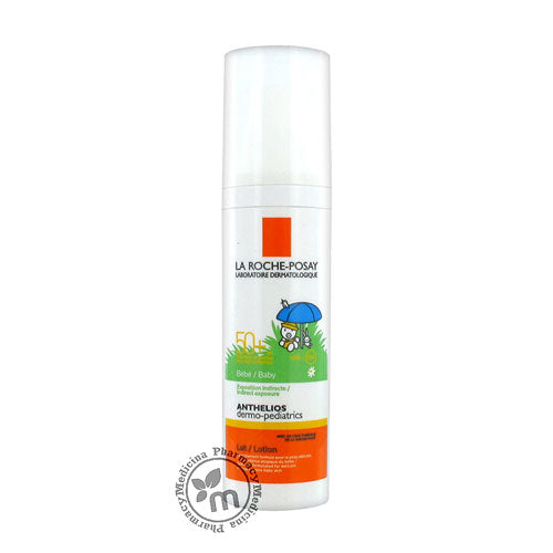 Anthelios Spf 50+ Lotion | Baby Sunscreen Face - Body