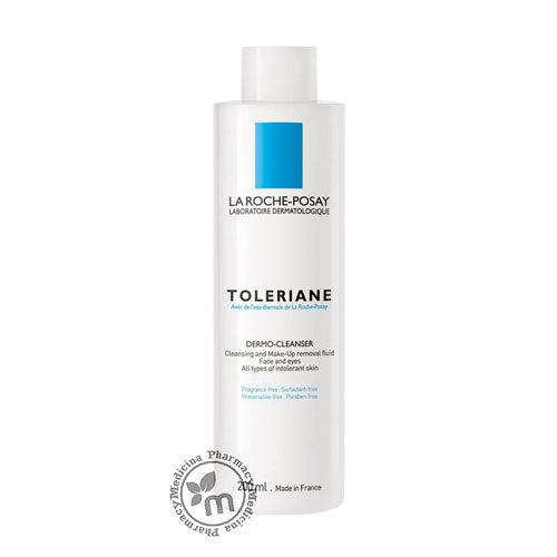 La Roche-Posay Toleriane Dermo-Cleanser for Sensitive Skin 200ml