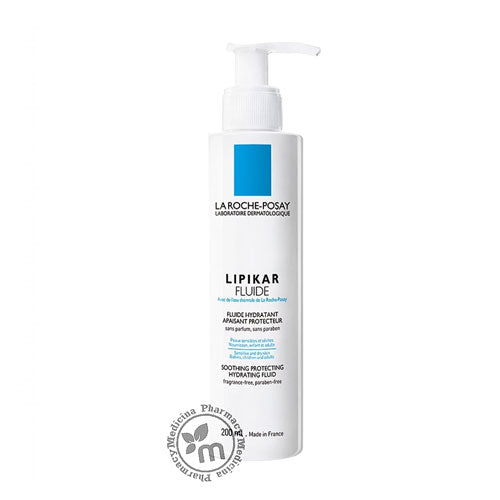 La Roche Posay Lipikar Fluid for Extra Hydration 400 mL