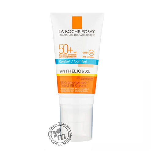 La Roche Posay Sunscreen Anthelios XL Spf 50 Tinted BB Cream Comfort (1376779141169)