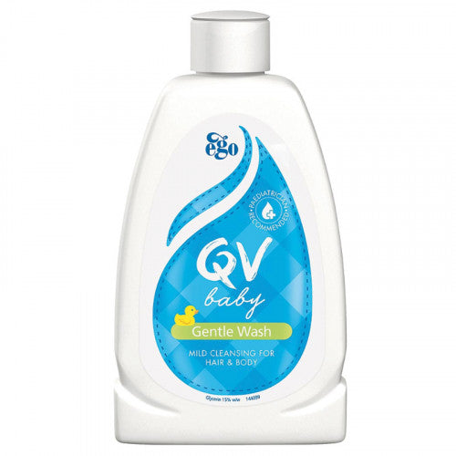 Qv Baby Gentle Wash 250gm