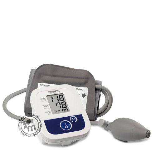 Omron M1 Semi Automatic Blood Pressure Monitor - Medicina Online Pharmacy | UAE
