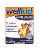 WellKid Chewable Tablets Multivitamins for Kids