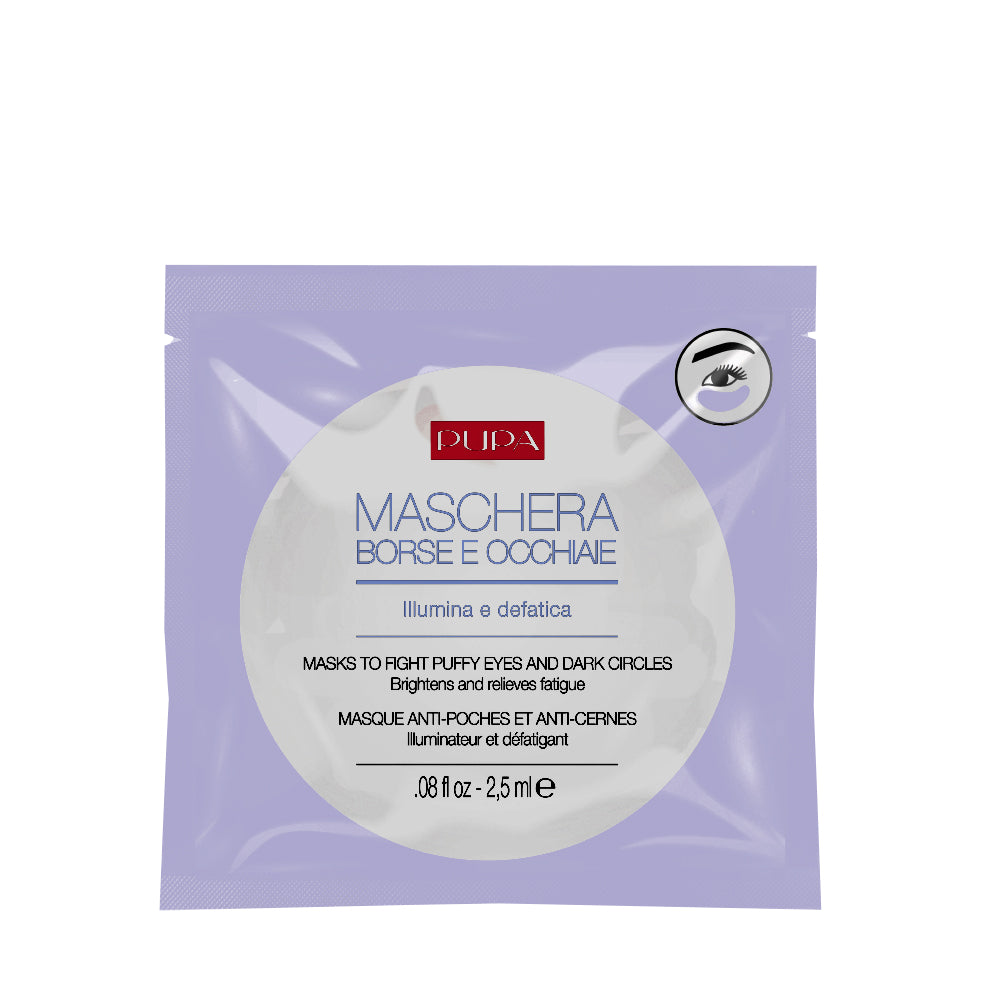 Pupa Masks Puffy Eyes Dark Circles 2.5ml