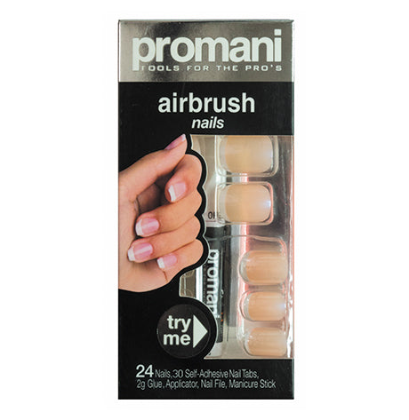 Promani Airbrush French Nail Pearl Pink PR-5010
