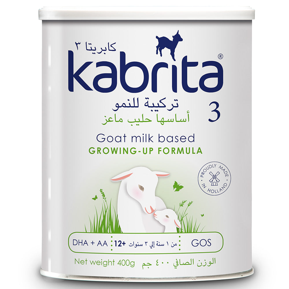 Kabrita 3 Milk 400 gm Goat Based Milk Above 1 year