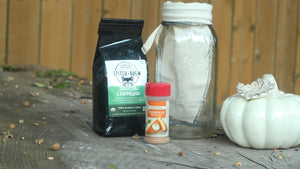 Pumkin Spice Cold Brew Coffee