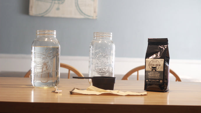 6 Steps to Make Cold Brew Coffee at Home