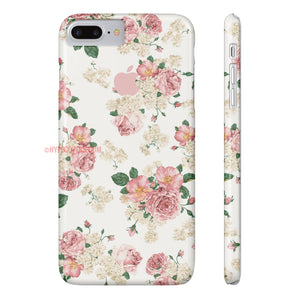 Floral White Apple