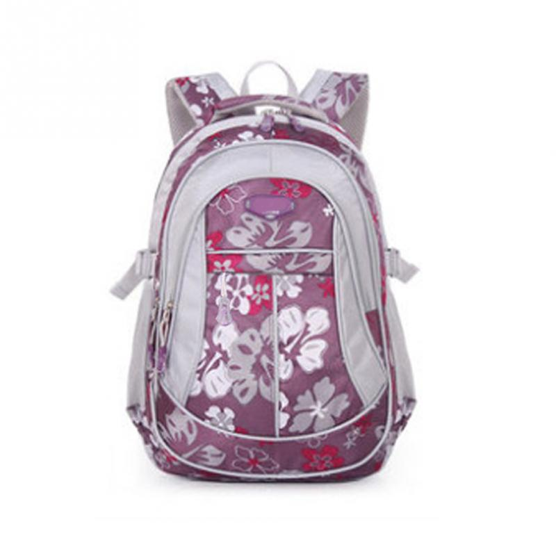 ... Hot Sale 5 Colors School Bags for Girls Brand New Women Backpack ... cd44fe8f06bf9
