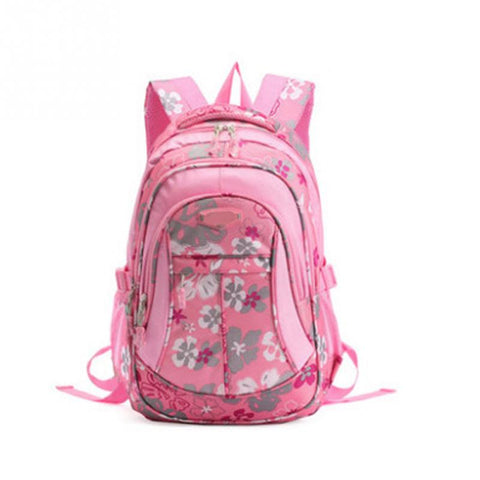 Hot Sale 5 Colors School Bags for Girls Brand New Women Backpack