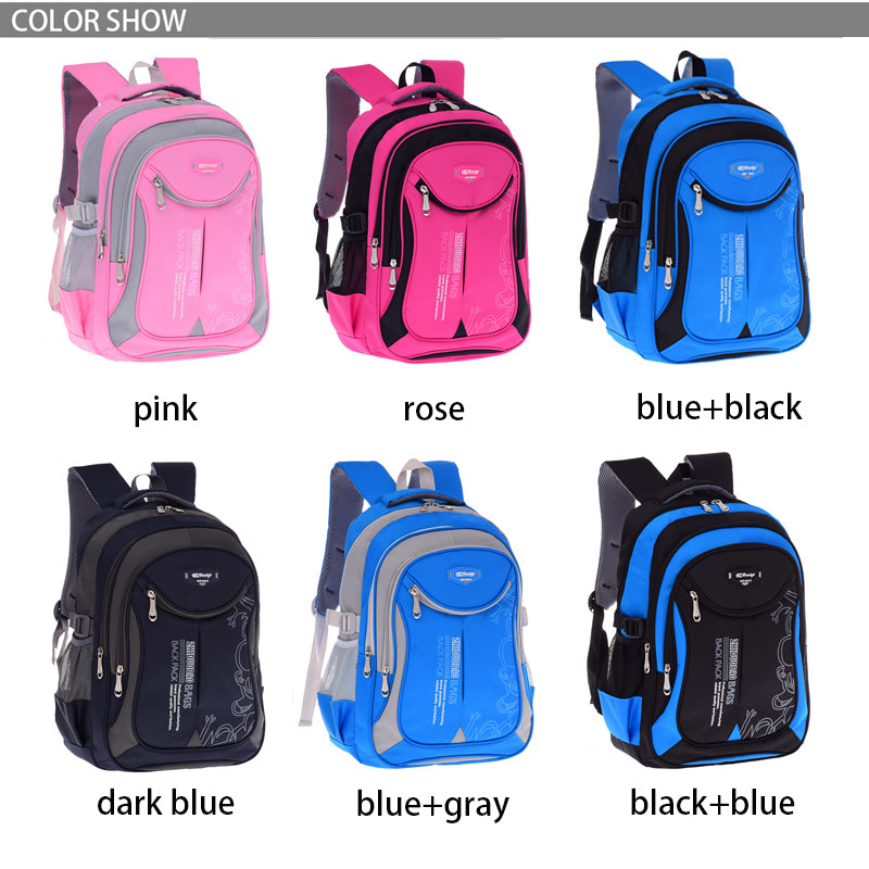 1956fb2e70 ... New Fashion High Quality Oxford Children School Bags Backpacks ...