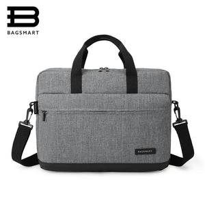 BAGSMART New Men 15.6 Inch Laptop Briefcase