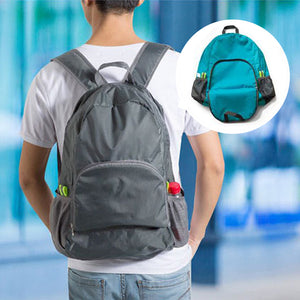 IUX Brand Design Backpack for Men Travel Polyester Bags Waterproof