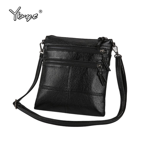 vintage small black totes handbags hotsale ladies mobile purse women