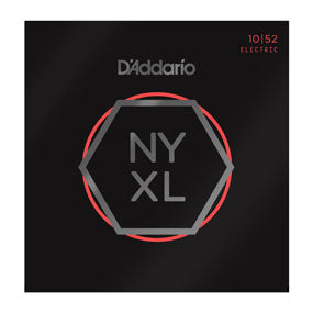 D'addario NYXL1052 Nickel Wound Electric Guitar Light String Set - 10-52