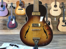B&G Little Sister Crossroads Non-Cutaway P90 (incl. Bag)-Tobacco Burst (PLEASE CALL FOR AVAILABILITY)