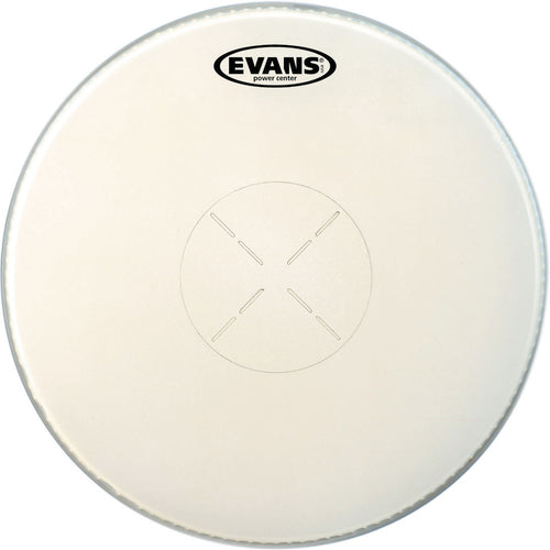 Evans Power Centre Coated Snare Head