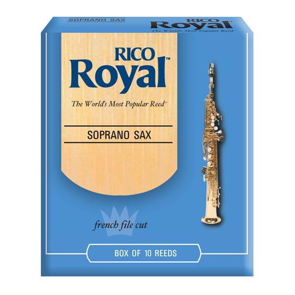 Rico Royal Soprano Sax Reed (Box 10)
