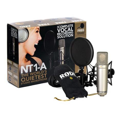 Rode NT1A Studio Microphone