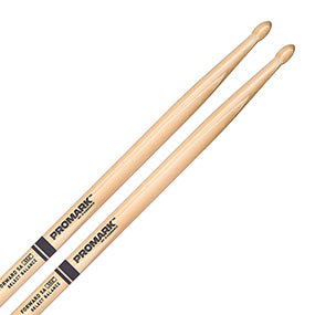 Promark Forward 5A .550 Hickory Tear Drop Wood Tip Drum Stick