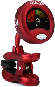 Snark Clip-On Chromatic Tuner - Red