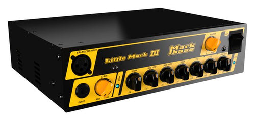 Mark Bass - Little Mark III 500w Head