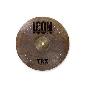 "TRX 13"" Dark ICON Hi Hats"