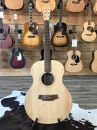 Cole Clark Angel AN1E Bunya & Maple Acoustic/Electric Guitar w/ Case