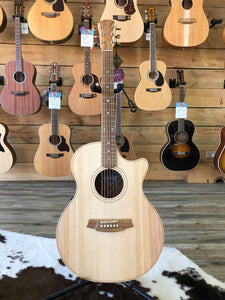 Cole Clark - Angel 2 Bunya/Blackwood - AN2ECBB / CASE