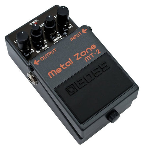 Boss Metal Zone Pedal MT-2