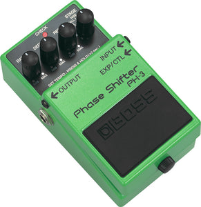 Boss Phase Shifter Pedal PH-3