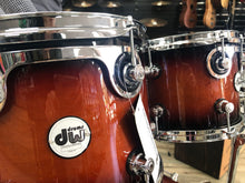 DW Design Fusion 22+ Shell Pack - Tobacco Burst