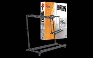 Xtreme Multi 7 Rack Guitar Stand GS807