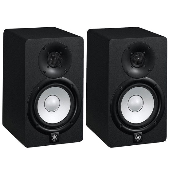 Yamaha - HS5 Active Studio Monitor - Displayed and sold as a pair