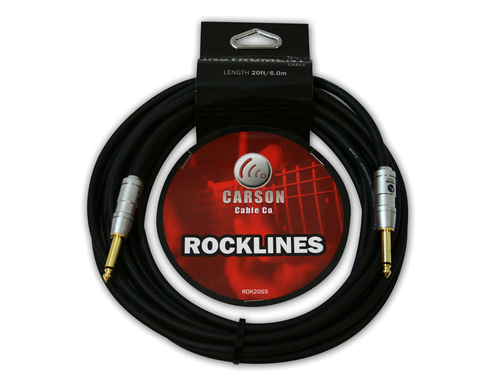 Carson Cable Co Rocklines - Instrument Cable