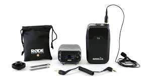 RØDELink Filmmaker Kit Digital Wireless System for Filmmakers