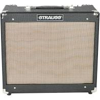 Strauss SVT-20R 20 Watt Combo Valve Amplifier with Reverb (Black)