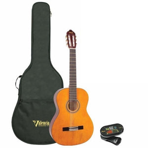 Valencia - VC103K ¾ Size CLassical Guitar Pack