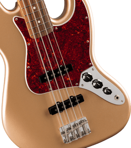 Fender Vintera 60's Jazz Bass - Firemist Gold