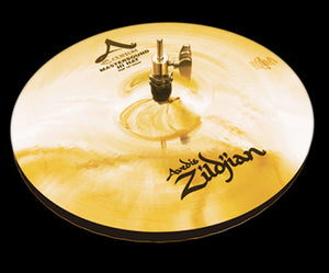 "ZILDJIAN 13"" A CUSTOM MASTERSOUND HI HATS"