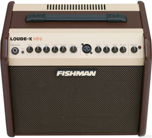 Fishman Loudbox Mini 60W Acoustic Guitar Amp