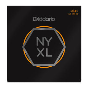D'addario NYXL1046 Nickel Wound Regular Light String Set - 10-46