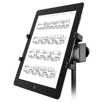 iKlip Xpand - Universal Mic Stand Support for Tablets