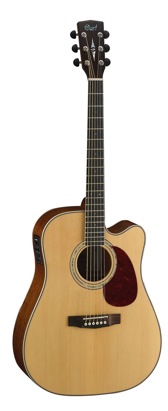 Cort MR710 F NS Acoustic Guitar - Fishman Pickup