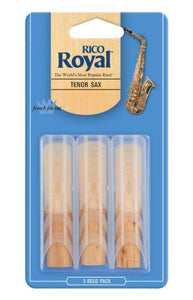 Rico Royal Tenor Sax Reed 3 Pack