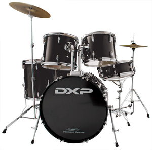 DXP-Pioneer Series Drum Kit Package Black