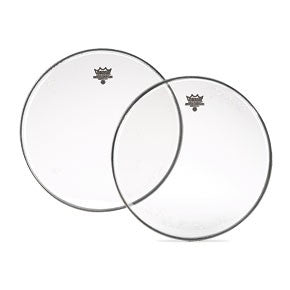 Remo Emperor Clear Drumheads