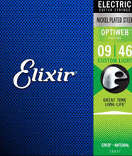 Elixir Optiweb Electric Guitar Strings
